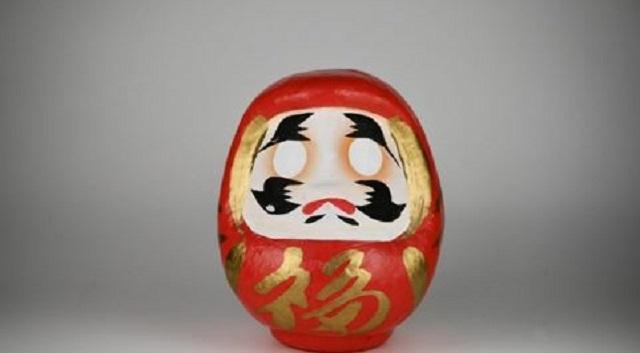 Conheça o Daruma, Boneco da Sorte Japonês