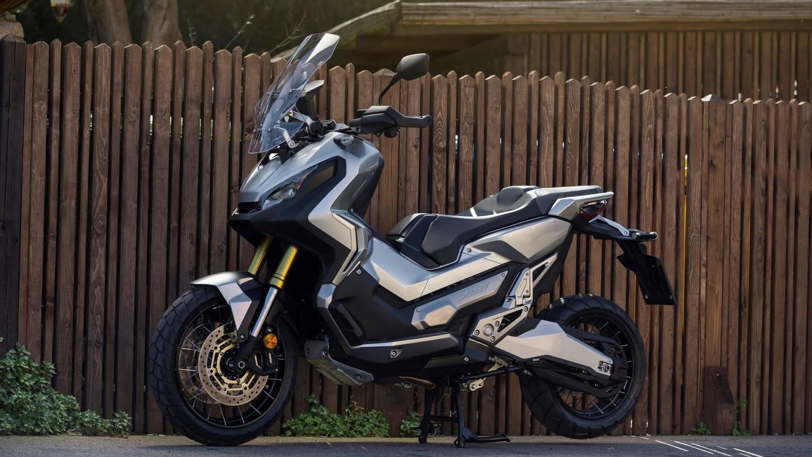 Honda X-ADV 2019 chega com mais eletrônica e novas cores