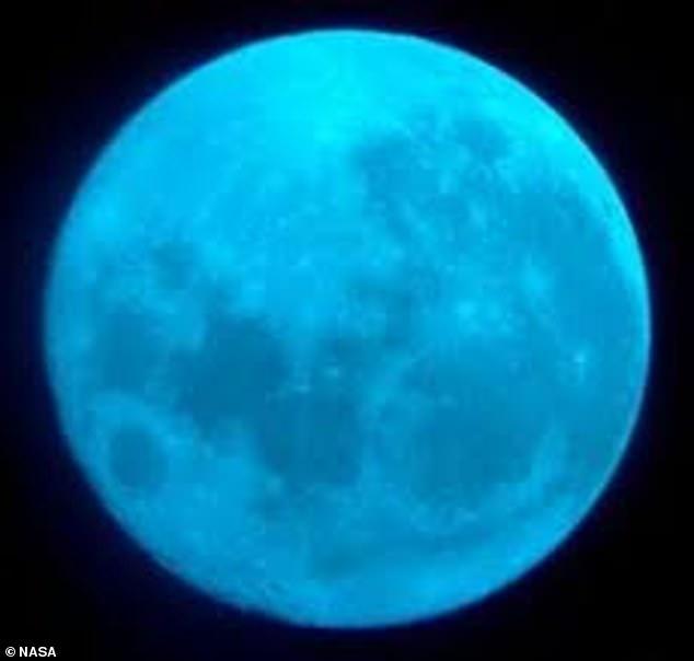 Σπάνιο μπλε φεγγάρι που θα λάμψει τη νύχτα της 31ης Οκτωβρίου