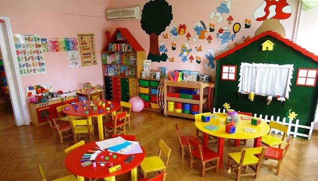 Τι ώρα θα πάνε σχολείο την Τρίτη 19/1 οι μικροί μαθητές στους Δημοτικούς Παιδικούς και Βρεφονηπιακούς Σταθμούς του Δήμου Άργους - Μυκηνών