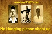 No hanging please shoot us by Bhagat singh in Hindi