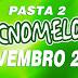 Pasta TecnoMelody 2 Novembro 2019