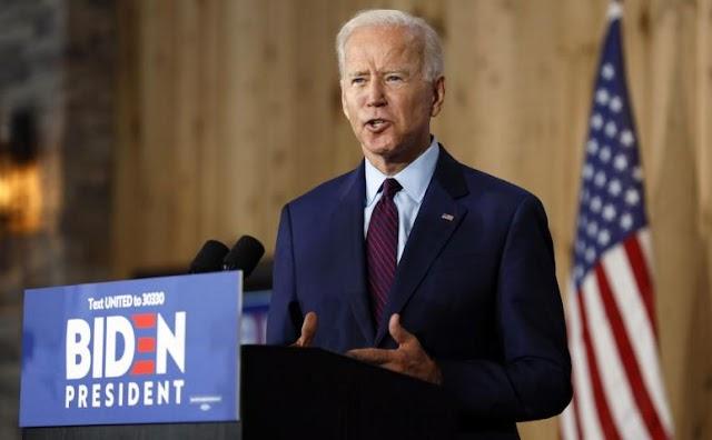 Biden: A járvány, a gazdaság, a klímaváltozás és a rasszizmus kezelésére kapunk megbízatást