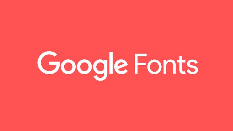 Blog Sitelerine Google Fontları Ekleme ve Değiştirme