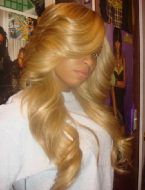 Kimbella Blonde HairKimbella Hair