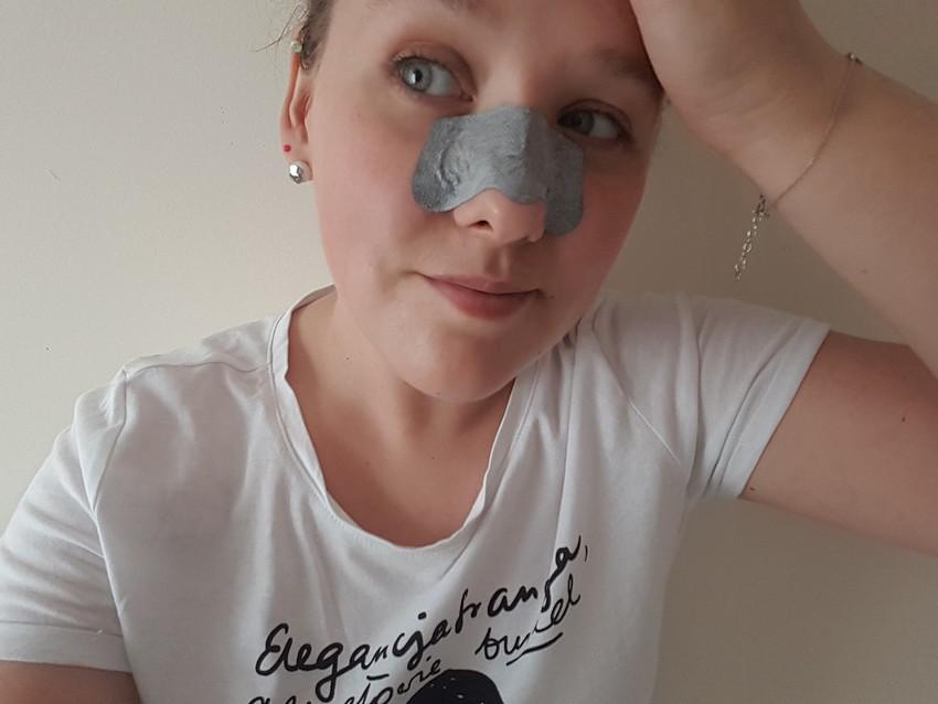 plasterek na nosie sephora