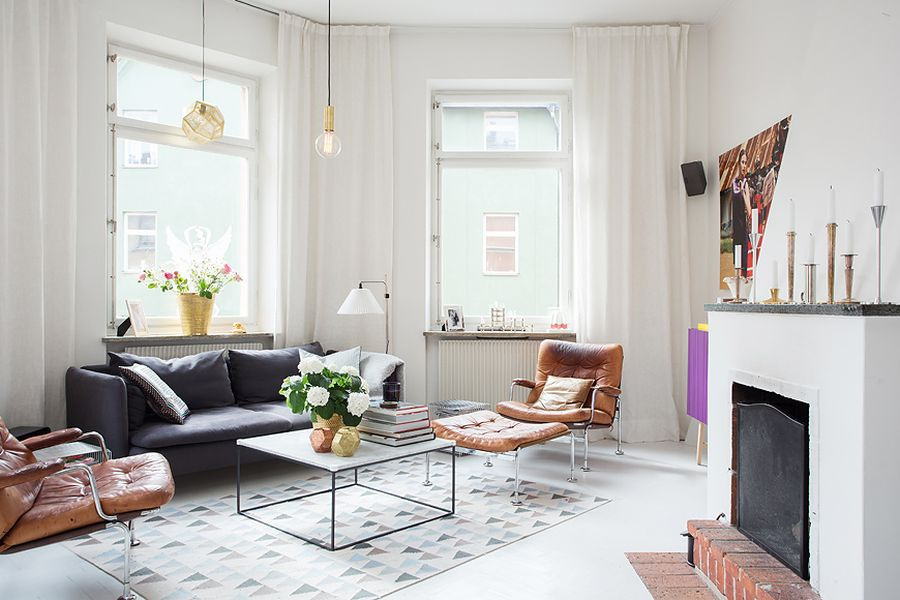 Scandinavian Interior Inspiration - Laura\'s Corner
