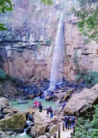 Tiger Point Waterfall
