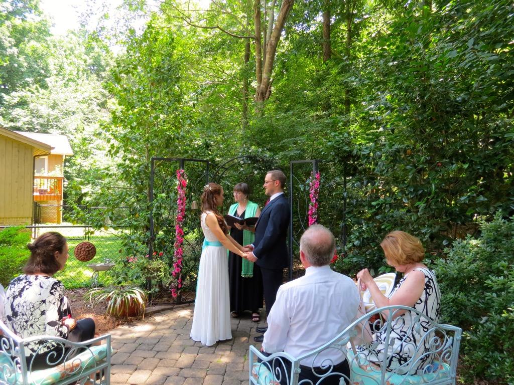 Sarah and gabe wedding