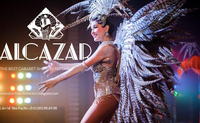 Alcazar Show ThaiLand - THE ALCAZAR CABARET PATTAYA