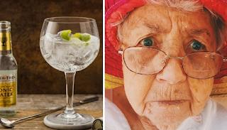 Γυναίκα 100 ετών λέει ότι το τζιν τόνικ είναι το μυστικό της μακροζωίας της