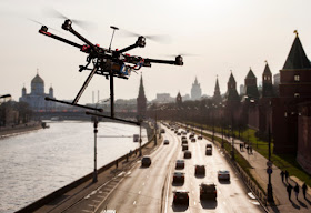 NASA & AT&T Developing Drones for Traffic Management