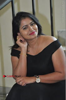 Telugu Actress Swathi Reddy Latest Stills in Black Gown  0068.JPG
