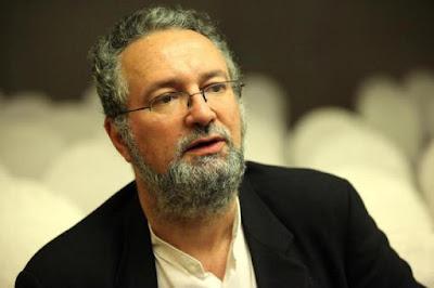 O crítico Jean-Michel Frodon (divulgação)