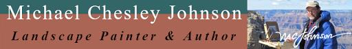 A Plein Air Painter's Blog - Michael Chesley Johnson