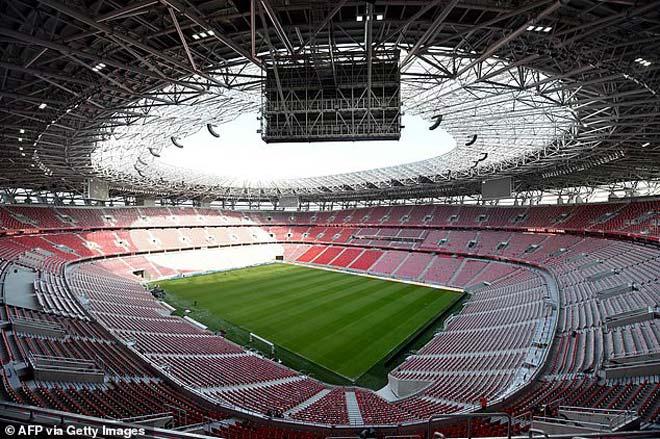 Tin HOT bóng đá 26/8: Khán giả được vào sân xem Siêu cúp châu Âu