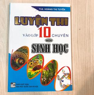Luyện Thi Vào Lớp 10 Chuyên Môn Sinh Học ebook PDF-EPUB-AWZ3-PRC-MOBI