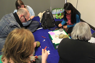 Pop-Ups at The National Playwork Conference