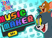 Tom y Jerry Music Maker