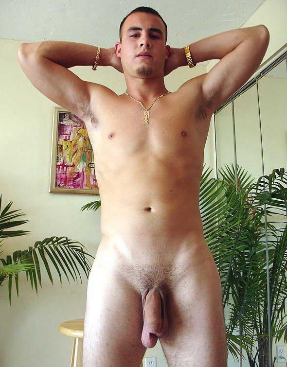 Hombres Desnudos Con Penes Flacidos