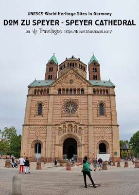 Dom zu Speyer Cathedral UNESCO Pinterest