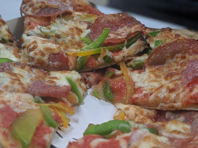 Pizza at Spilmans Farm
