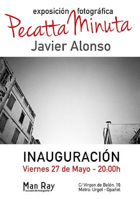"""Pecatta minuta"", exposición fotográfica Javier Alonso"