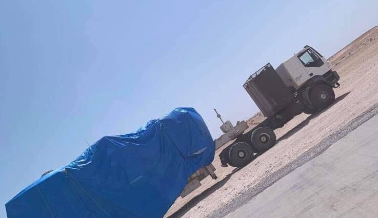 Kompleks Pantsir-S1 dikirim UEA ke Libya