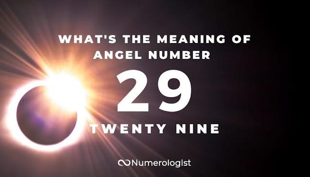 Số thiên thần 29 có ý nghĩa gì: Sự thăng thiên, kết thúc một chu kỳ phát triển