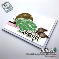 Stampin' Up! Rooted In Nature SU Card Idea Order Craft Products from Mitosu Crafts UK Online Shop