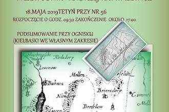 18 maja 2019 Ósemka w Dziczym Lesie. Droga Lotha.