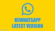 Download REWhatsApp v1.2 by Reda Mods Latest Version