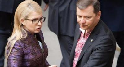 Опитування КМІС: лідери президентського рейтингу – Тимошенко та Ляшко