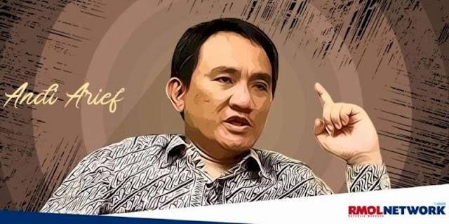 Andi Arief: Sikap Kritis Rocky Gerung Mau Dibredel, Sudah Pantas Melawan dengan Aksi Besar