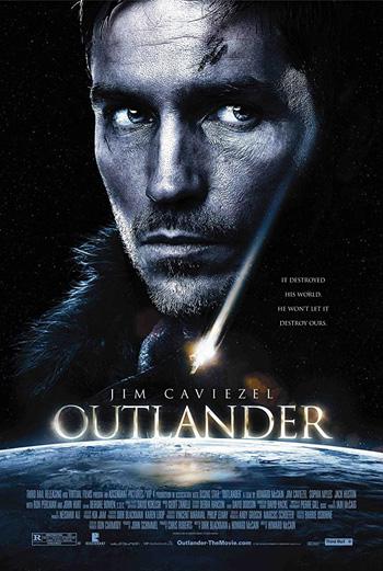 Outlander 2008 Dual Audio ORG Hindi 450MB BluRay 480p ESubs poster