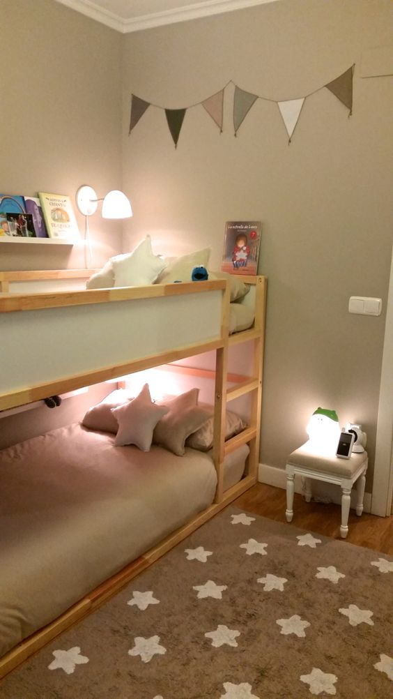 The Boo And Boy Ikea S Kura Loft Bed