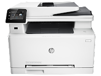 HP Laserjet Pro controlador MFP M277dw para Windows e Mac