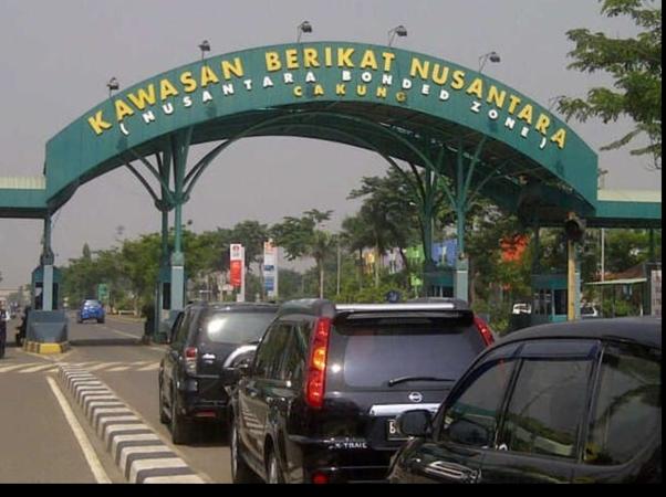 Kawasan Berikat Nusantara