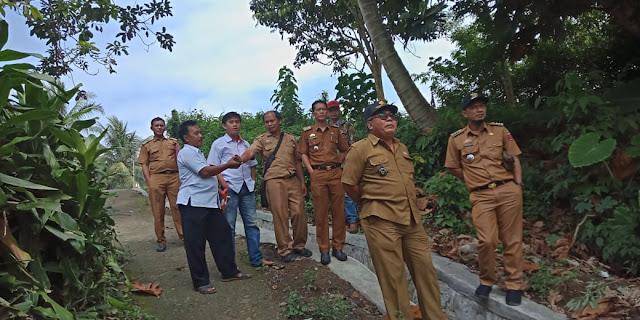 Tim Verifikasi Kecamatan Sukau Monitoring Penyerapan Dana Desa