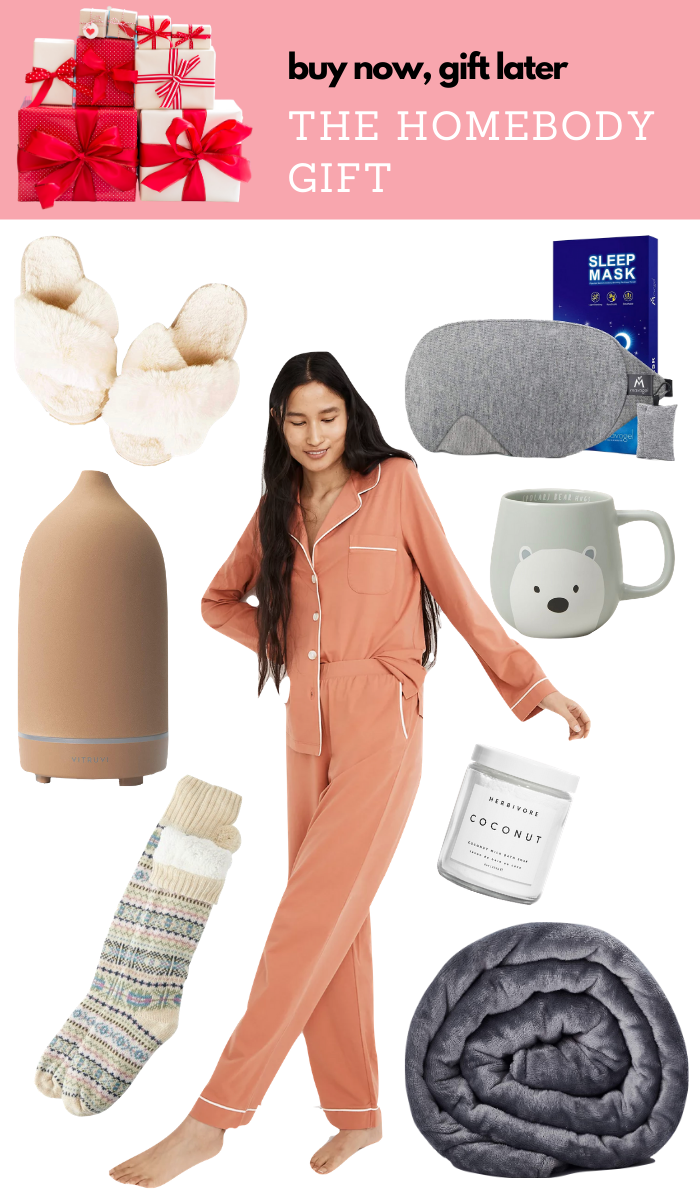 christmas gift guide 2020, gifts for the homebody, gift ideas 2020