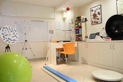imagen de sala de terapia