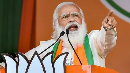 Congress wants to Diminish the image of India, by calling covid  'Modi strain'