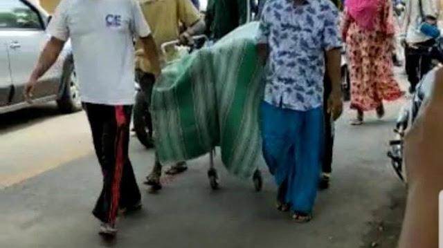Viral Jenazah Pasien Covid-19 Diambil Paksa dari RSI Garam Kalianget, Polisi & RS Tak Kuasa Mencegah