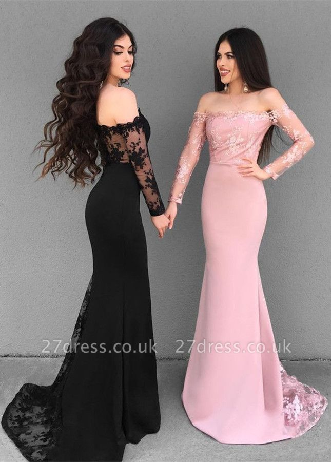 Say Yes to Sensuous Evening Dresses