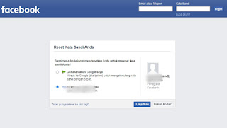 Melalui Website FB