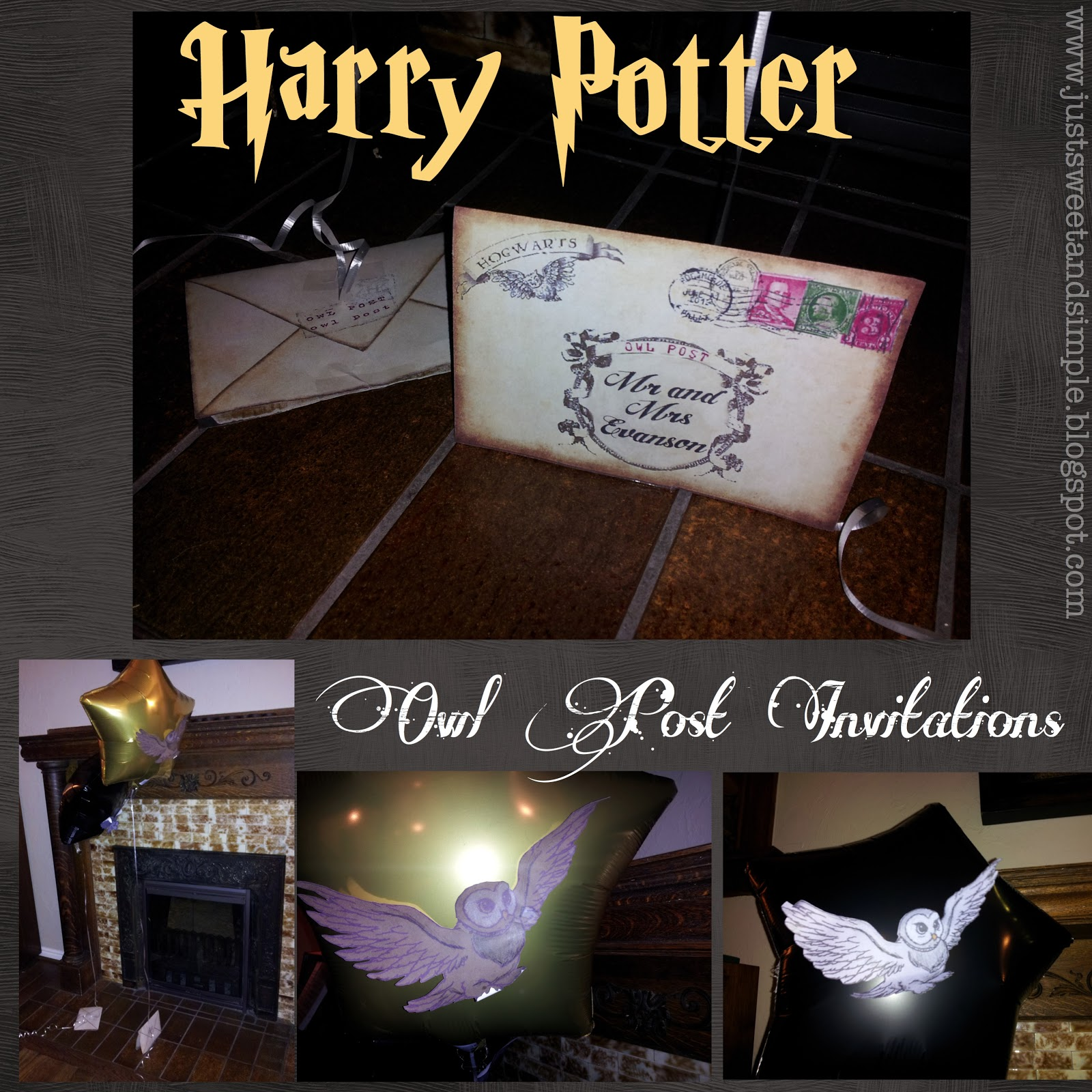 photograph relating to Hogwarts Express Ticket Printable identify precisely Cute and Uncomplicated: November 2012