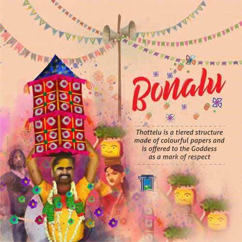 Bonalu Festival Dates Telangana