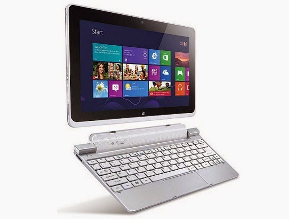 Tablet Acer Iconia W510, OS Windows 8