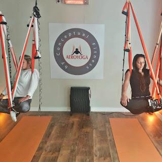 formation aero yoga meditation