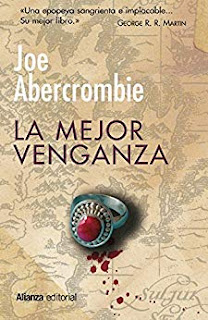 La mejor venganza (La Primera Ley 1)- Joe Abercrombie